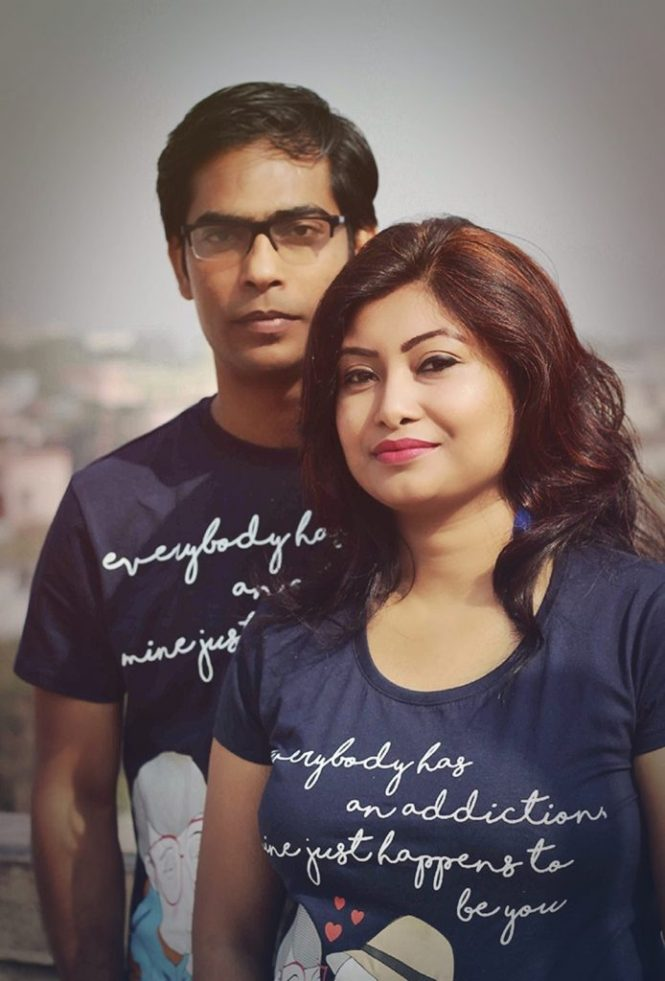 BonOrganik Couple Tees, Best Valentine's Day Gift Ever