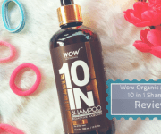 Wow Miracle 10 in 1 Shampoo Review