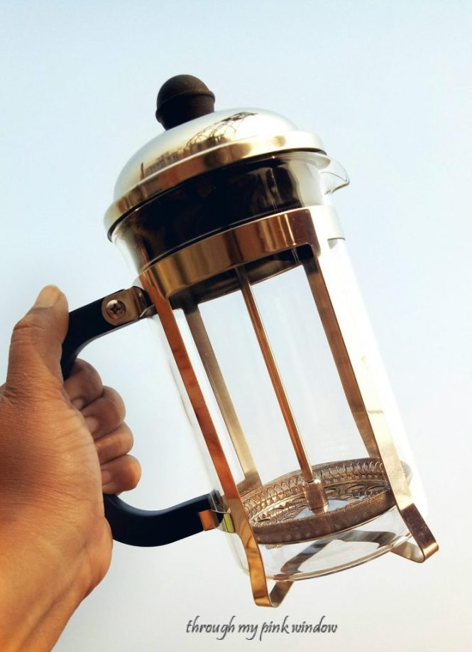 Instacuppa Cold Brew pitcher, french press coffee maker and Milk frother Review