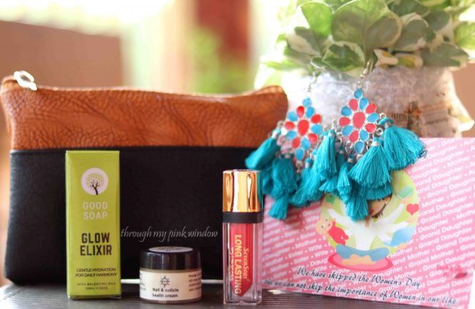 Euphorbia Box April Unboxing and Review