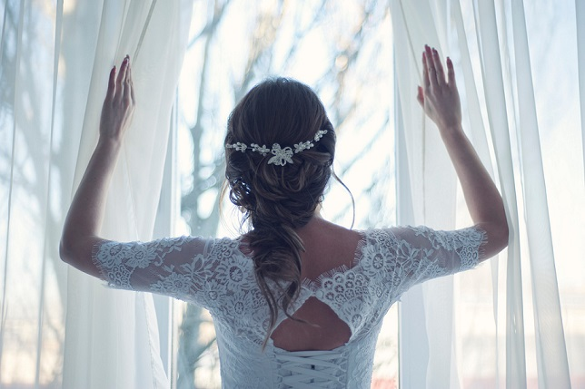 Your Most Desired Lace Wedding Gown