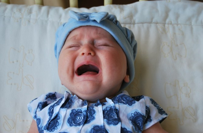 Baby colic - what it is, why it happens and what you can do about it?