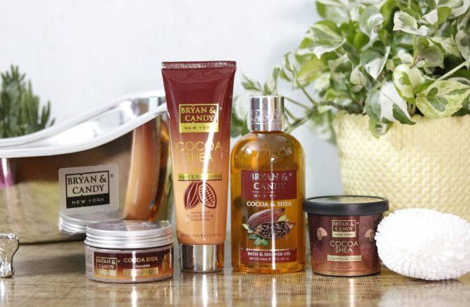 Bryan & Candy, New York Cocoa & Shea BathTub Spa Kit : Review