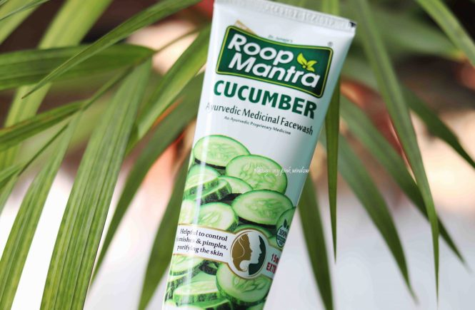 What are the benefits of cucumber face wash on skin?