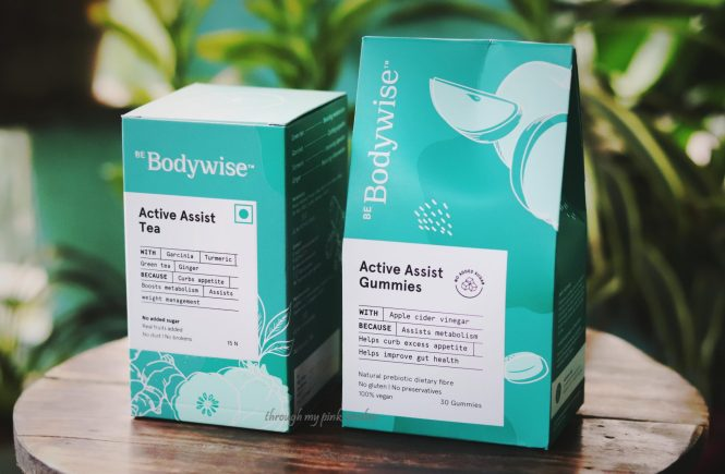 Bodywise Active Assist Gummies and Active Assist Tea