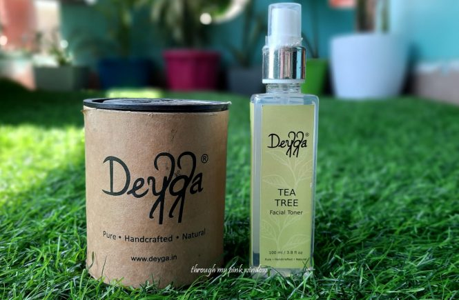 Deyga Organics - Acne Control Kit Review