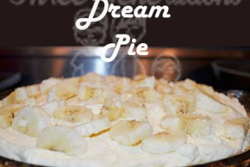 Banana Dream Pie