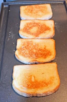 Scrambled Egg Sandwich