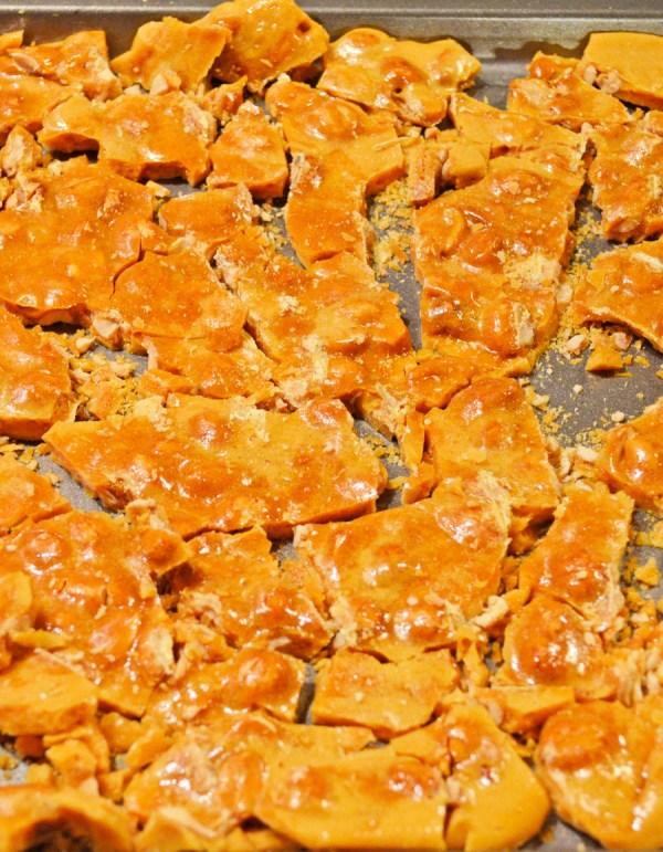 Peanut Brittle by 3GLOL.net