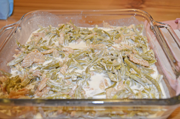 The NEW Green Bean Casserole by 3glol.net