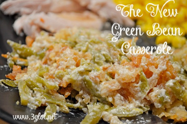 The New Green Bean Casserole