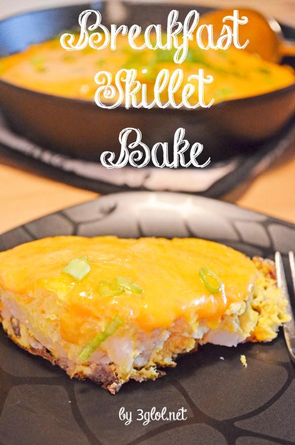 Breakfast Skillet Bake