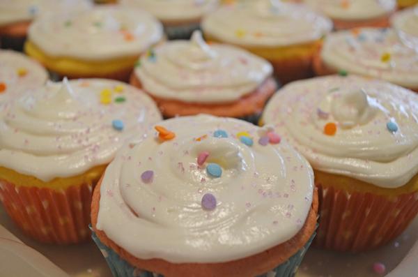 Spring Velvet Cupcakes by 3glol.net