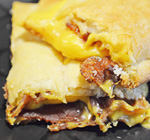 Bacon Crescent Bake