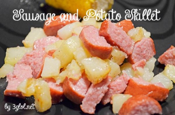 Sausage and Potato Skillet