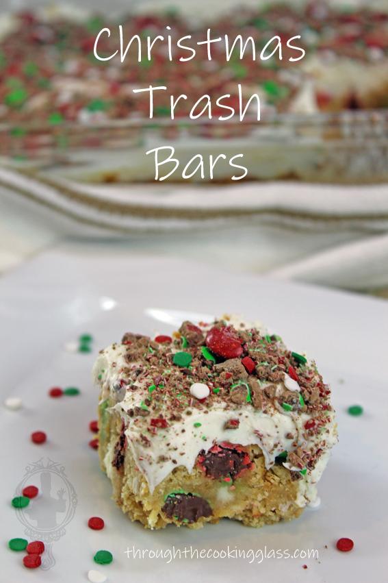 Christmas Trash Bars