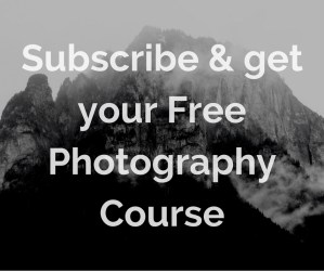 Free Photo Course Subscription Image