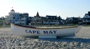 Cape May life boat