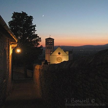 Basilica di San Francesco, Assisi, Italy.