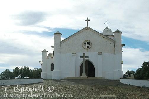 Mina de São Domingos Church.