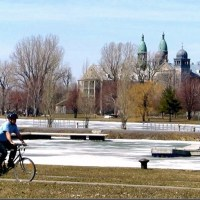 Montreal Spring Thaw @ Lachine Canal National Historic Site
