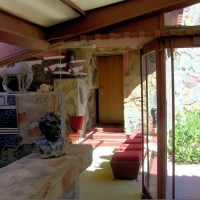 TALIESIN SOLAR SUNDAY = A NATURAL HOUSE + EMPATHIC CIVILIZATION