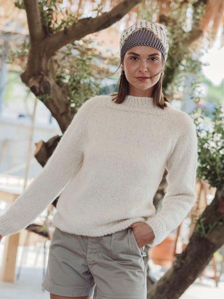 sweater knit pattern