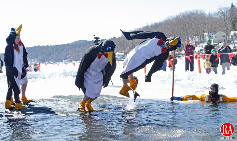 PENGUIN PLUNGE WINSTED