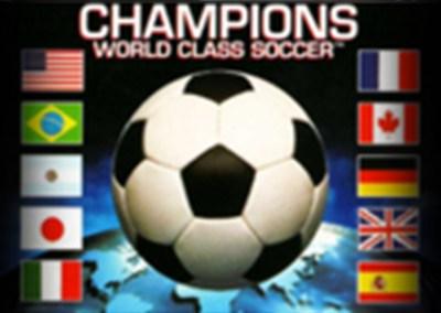 Championship World  Class Soccer