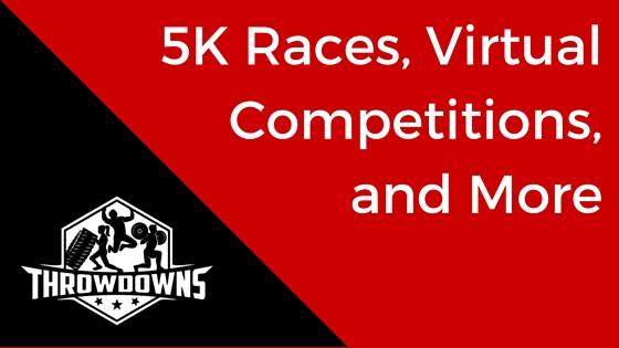 5K Races, Virtual Competitions, and More
