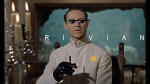 Rivian Bond Villain