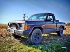 Jeep Commanche