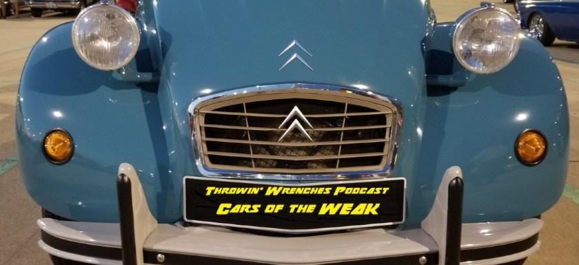 cars of the weak