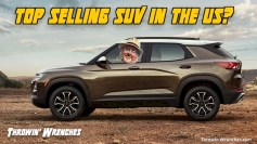 2020 Chevy Trailblazer