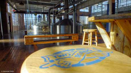 Two Roads Brewing Company Tour and Tasting