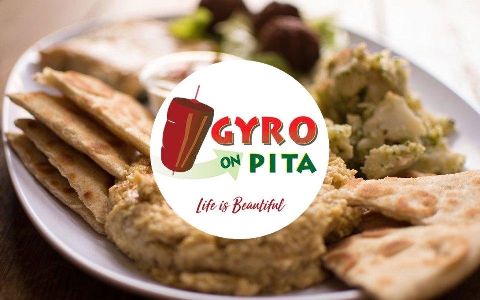 Gyro On Pita