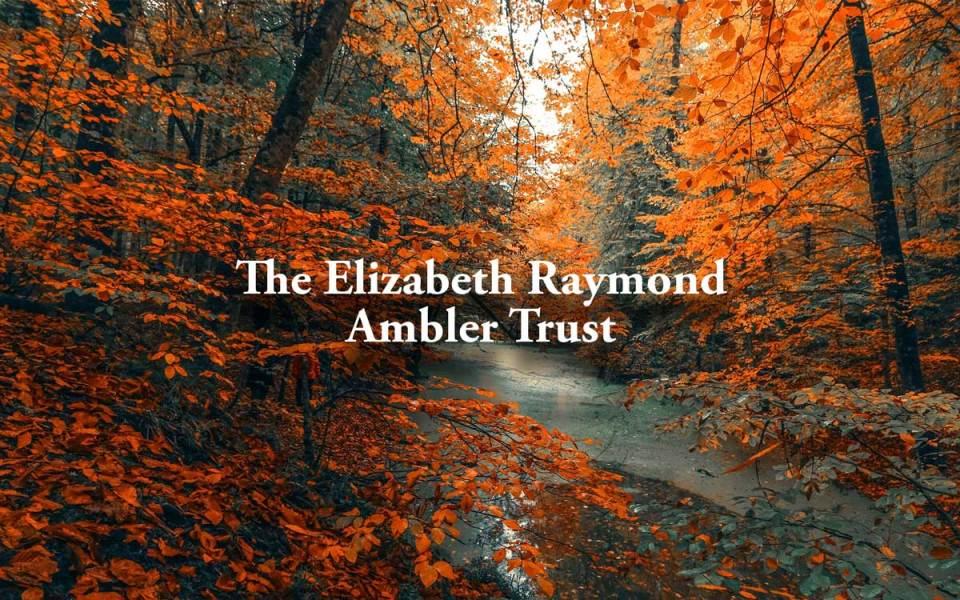 The Elizabeth Raymond Ambler Trust
