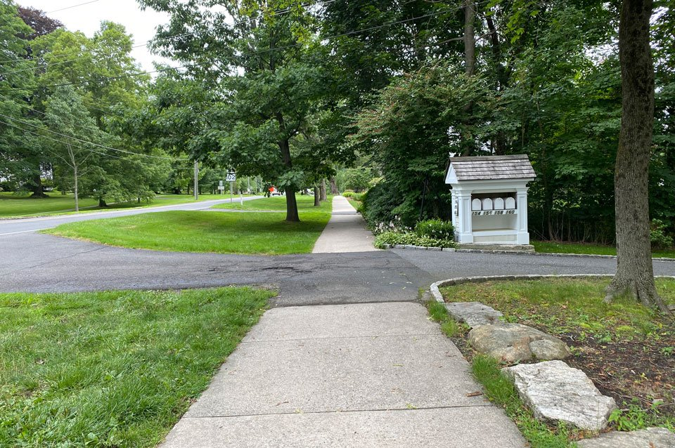 The Suburbs: Main Street Keeler to Aldrich