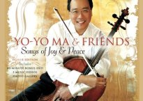 Yo-Yo Ma and Friends: Songs of Joy and Peace album cover artwork