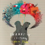 """Chris Thile says """"Thanks for Listening"""" with his new album"""