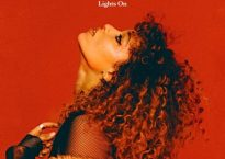 """Cover art for the single, """"Lights On,"""" by London artist, Izzy Bizu"""