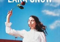 "Cover Art for Lara Snow's new single, ""Swim Far"""