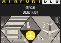 """Cover art the soundtrack to new Steam game, """"Airport CEO."""""""