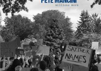 """Cover art for the single """"Millions More,"""" by Pete Mancini"""
