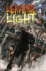 Leave on the Light #1 Cover