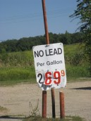 Days of Yore at the Pump
