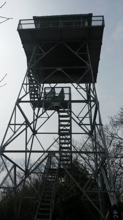 Mt. Albert Fire Tower