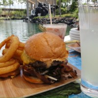 Hilton Lagoon Grill Restaurant Review