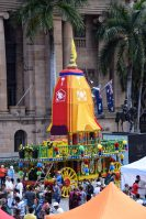 Parked in King George Square