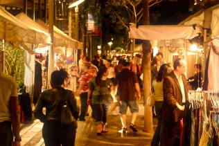 Night markets - so much fun to amble through